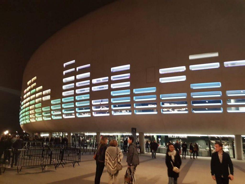 L'arena