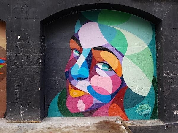 alber - streetart à bordeaux