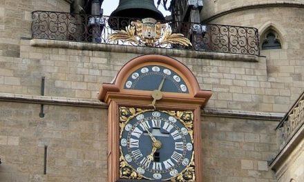 L'horloge astronomique de Bordeaux