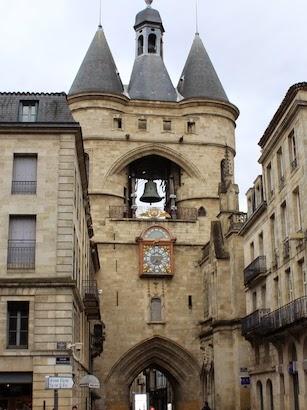 La porte Saint-Eloi