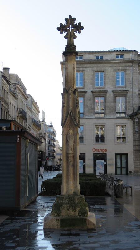 la croix de saint projet