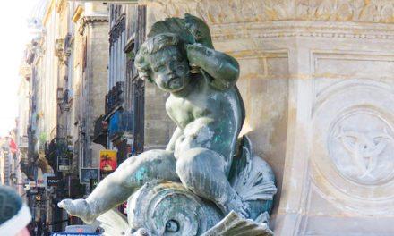 La fontaine aux 3 grâces