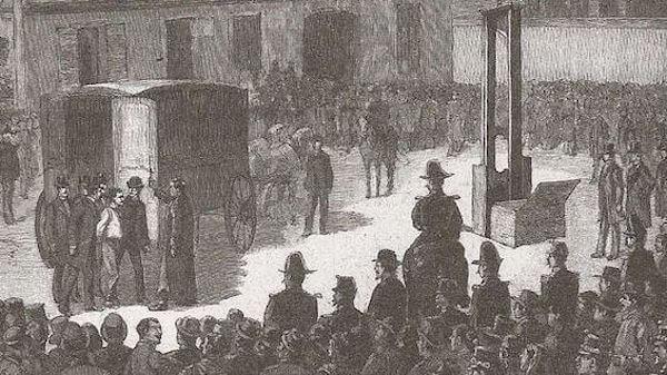 Une guillotine à Bordeaux