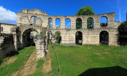 Les ruines du palais Gallien