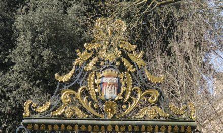 Le blason de Bordeaux