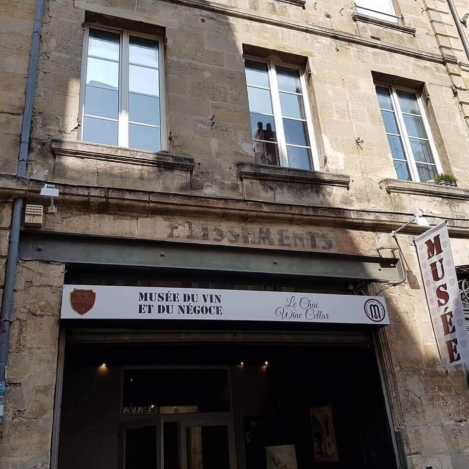 le musée du vin et du négoce de bordeaux