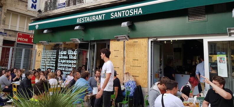 Le Santosha