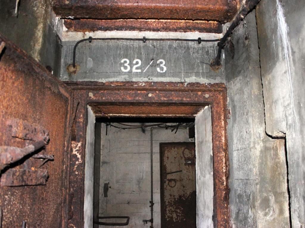 les bunkers sous nos pieds