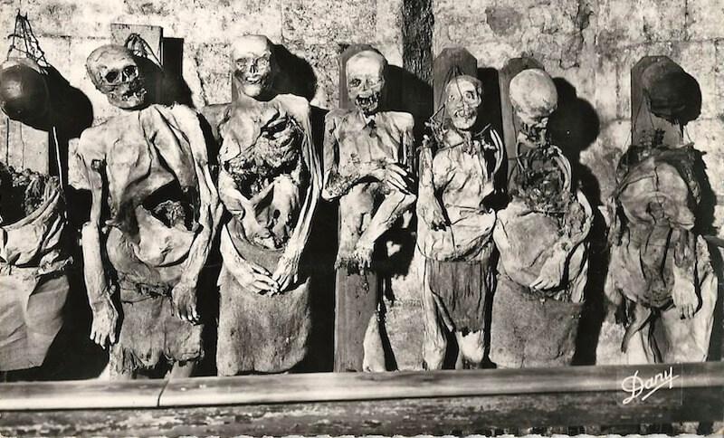 les momies de saint-michel