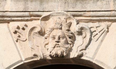 Les mascarons de Bordeaux