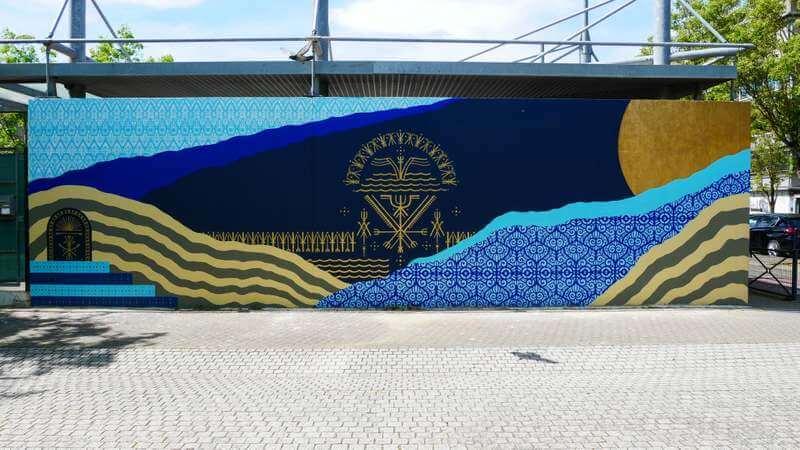 le mur de bordeaux