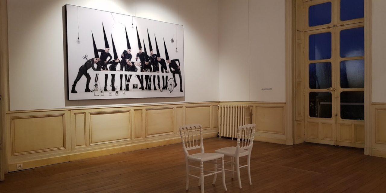 Festins – Exposition de Rancinan & Caroline Gaudriault (2019)