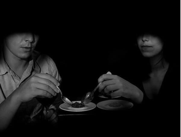 Restaurant «Dans le noir»