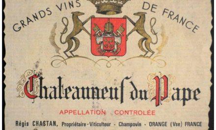 L'inventeur de l'étiquette de vin