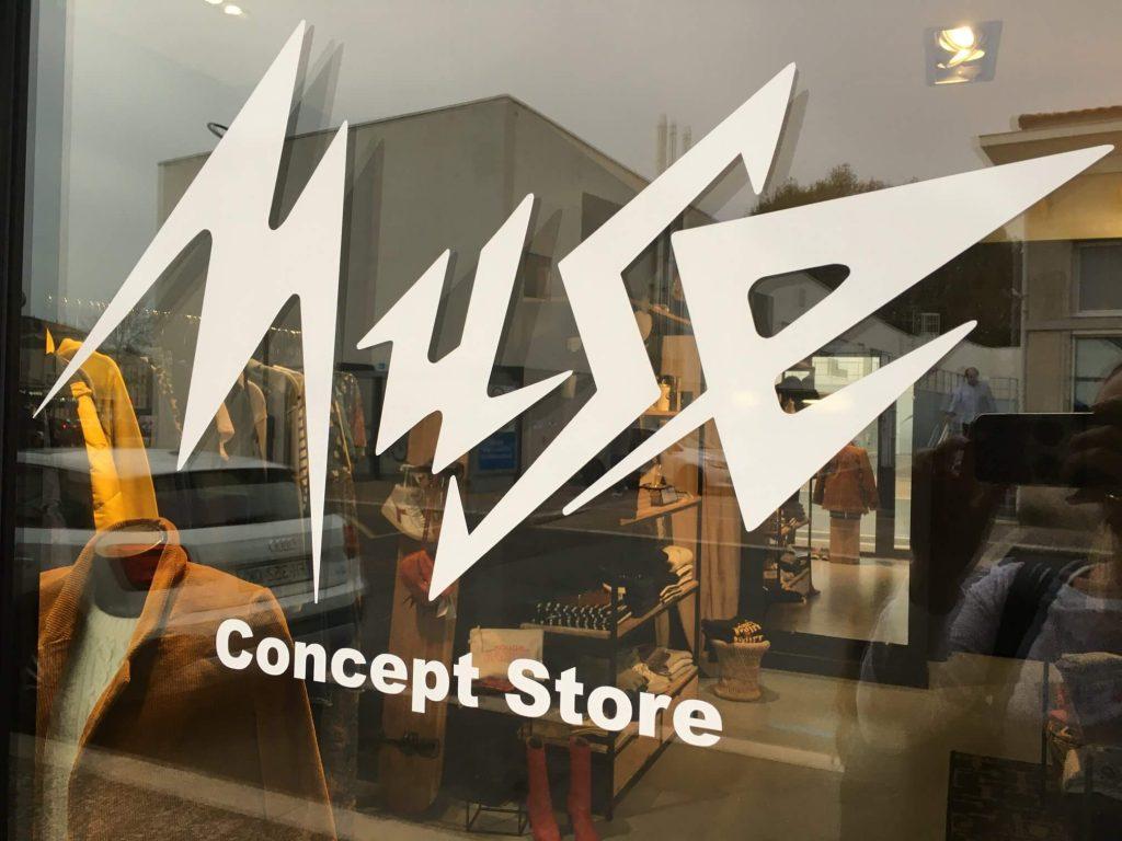muse - concept store - bordeaux