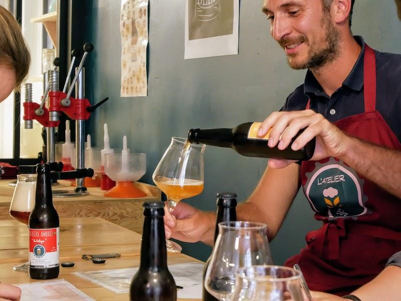 l'atelier biière - bordeaux confientiel