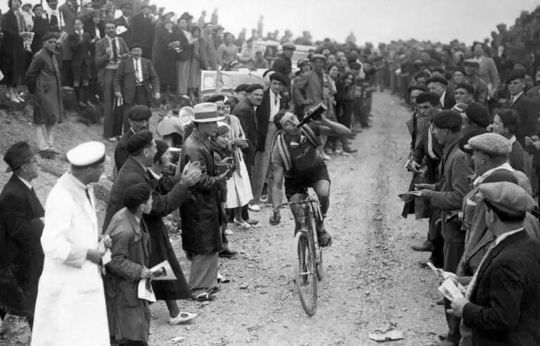 Quand le vin de Bordeaux s'invitait au Tour de France