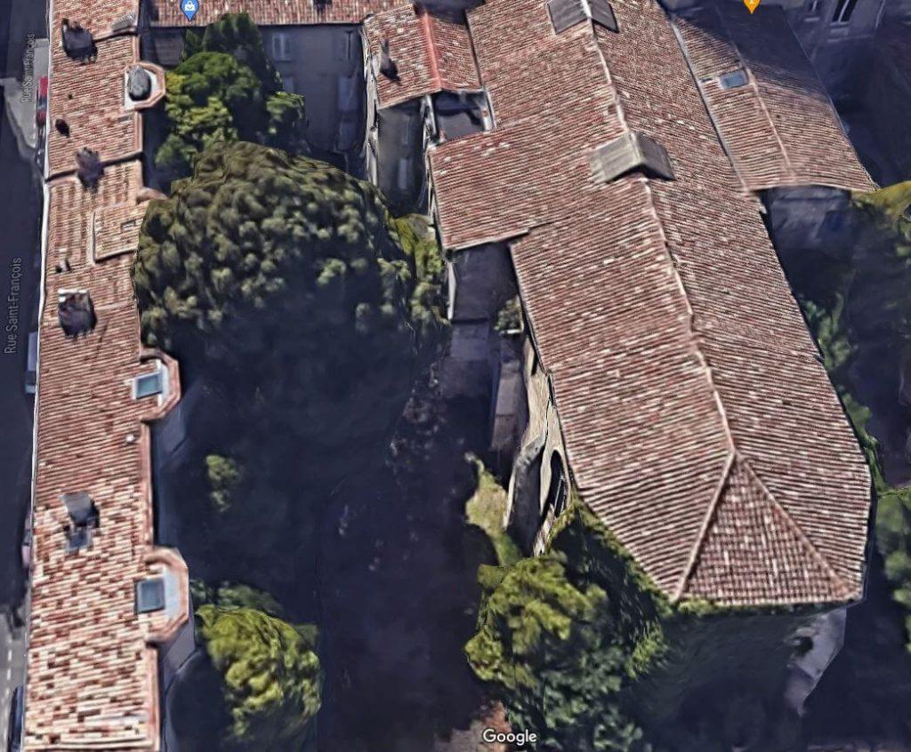 l'église cachée saint-jacques