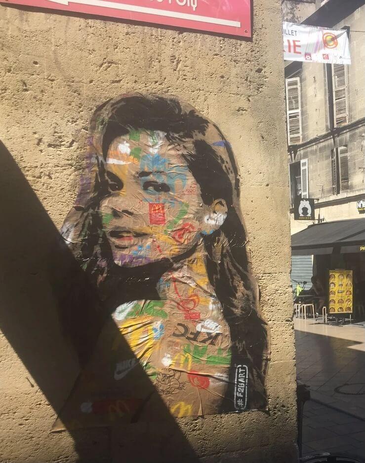 F2B - Streetart Bordeaux - Bordeaux Confidentiel