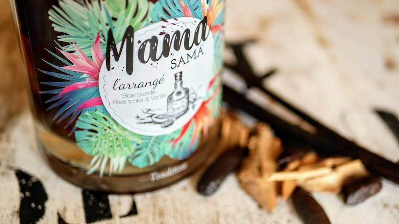 bois bandé, fève tonka, vanille - mama-sama 6
