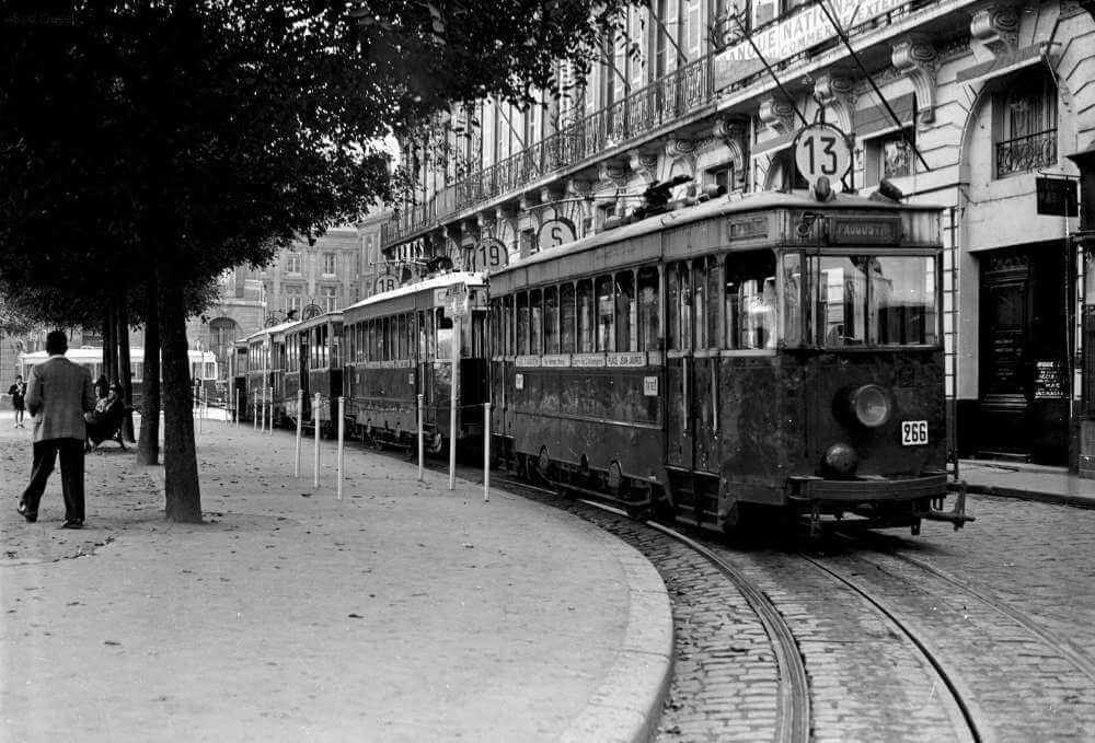 le tramway de Bordeaux - Les secrets de Bordeaux- Bordeaux Confidentiel