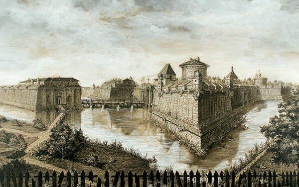 LA FORTERESSE DISPARUE de bordeaux : le château trompette