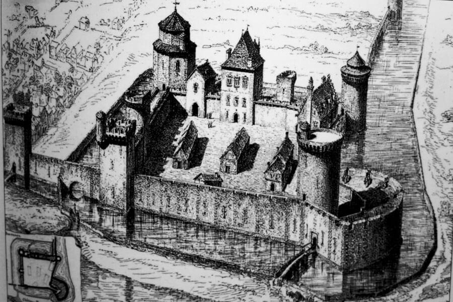 le chateau trompette