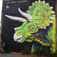 amo - artiste - street art