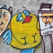 costah - artiste - street art