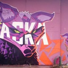 laska - artiste - street art