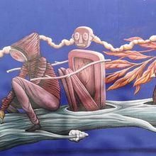 loraine motti - artiste - street art