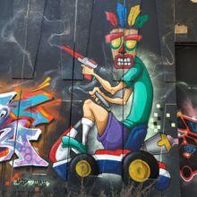 moka - artiste - street art