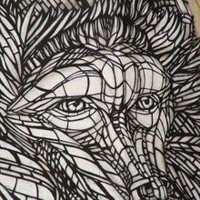 monkey bird - artiste - street art