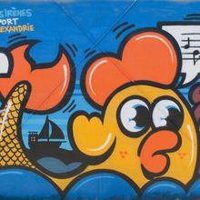 monsieur poulet - artiste - street art
