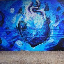 mr plume - artiste - street art
