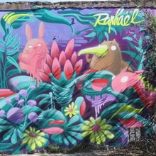 raphael - artiste - street art