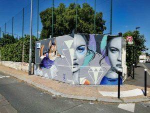 derf graffiti - aout 2021