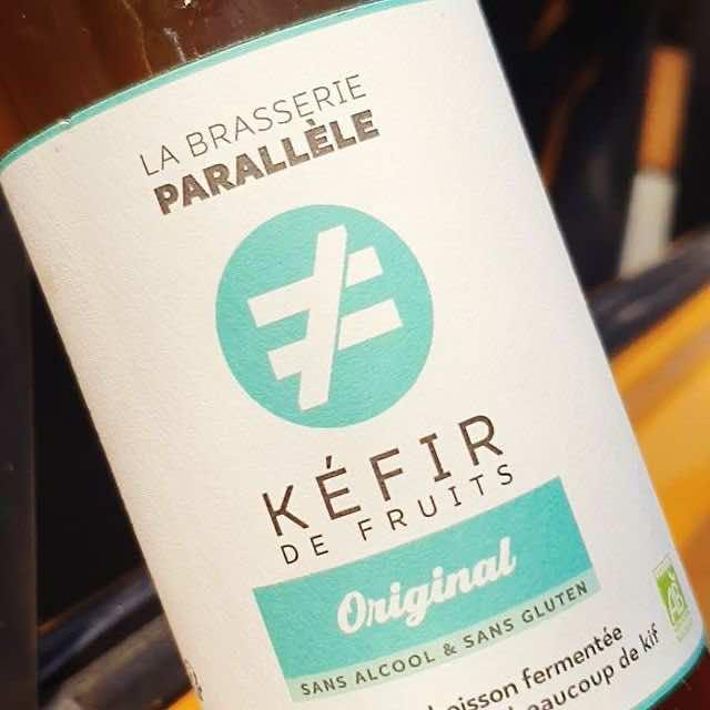 kéfir - la brasserie parrallèle