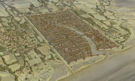 LA PLACE DU PARLEMENT & son port antique