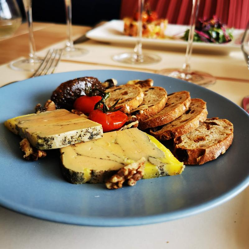 la cuisine - le temps à nouveau - restaurant bordeaux-caudéran